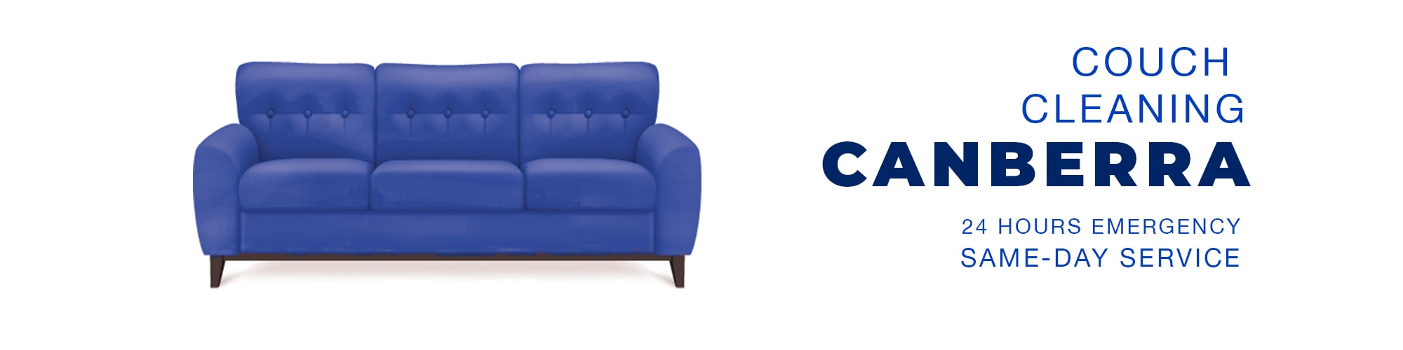 Crystal couch cleaning Canberra banner